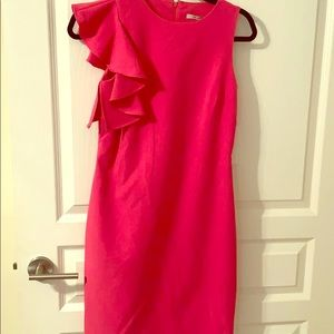 Pink cocktail/casual dress brand new!